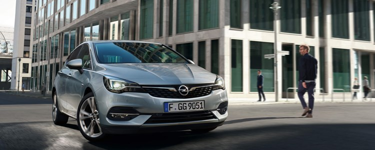 Opel Astra Hatchback Exterior 21X9 As20 E01 360
